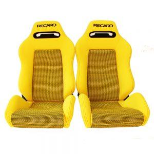 Mck Recaro Racing Seat